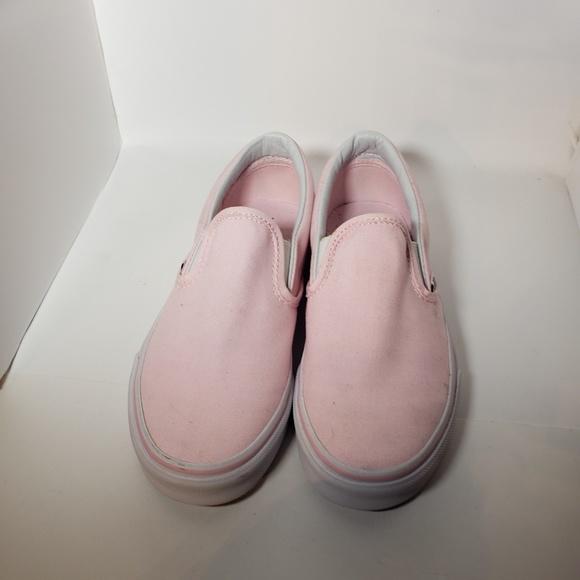 Vans Shoes | Light Pink | Poshmark